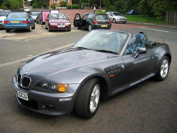 Johnbag's 2000 BMW Z3