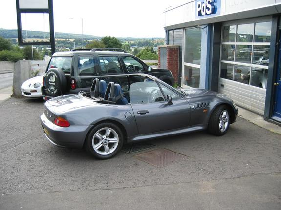 Johnbag 2000 BMW Z3 2917949