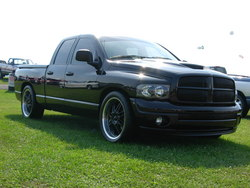 DodgeHEMIon20ss 2004 Dodge Ram 1500 Regular Cab