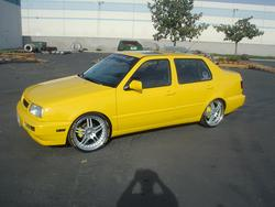 yellowdreame01s 1997 Volkswagen Jetta