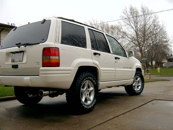 slylimited 1998 Jeep Cherokee 2923301
