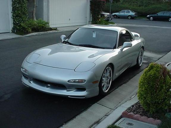 mogambie 1995 mazda rx 7 specs photos modification info. Black Bedroom Furniture Sets. Home Design Ideas
