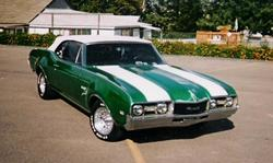 Iroc442s 1968 Oldsmobile 442