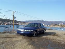 Rivvy 1995 Ford Crown Victoria