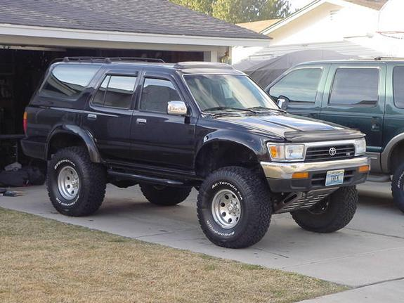 zooyorkcty 1992 toyota 4runner specs photos modification. Black Bedroom Furniture Sets. Home Design Ideas