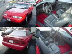 redapple91s 1991 Mazda MX-6