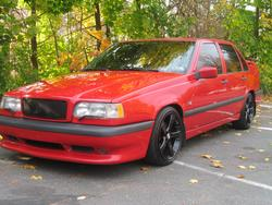 sirlos 1996 Volvo 850