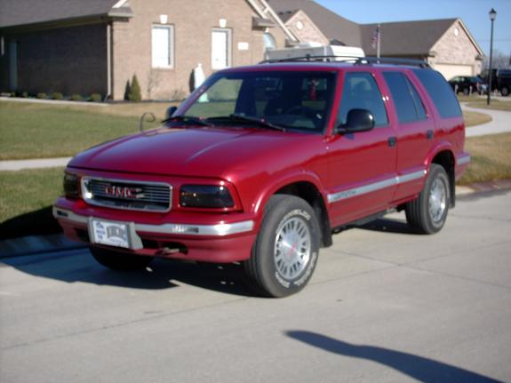 Another 97jimmydriver 1997 GMC Jimmy post... - 2935002