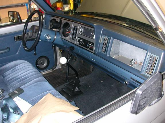 Five Oh Ford 1987 Ford Ranger Regular Cab Specs Photos