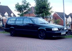 855T5Rs 1996 Volvo 850