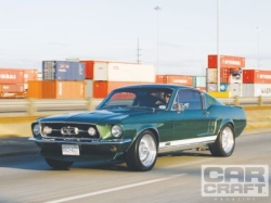 67greengt 1967 Ford Mustang