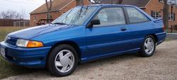 MorgansGTs 1991 Ford Escort