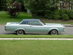 alloyed2seas 1970 Lincoln Mark III