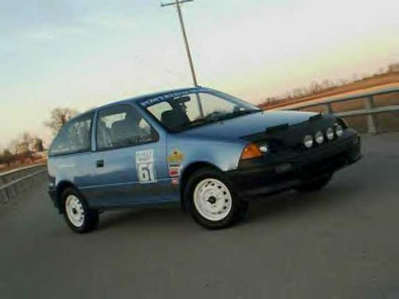 Another RallyMetro612 1994 Geo Metro post... - 2939419