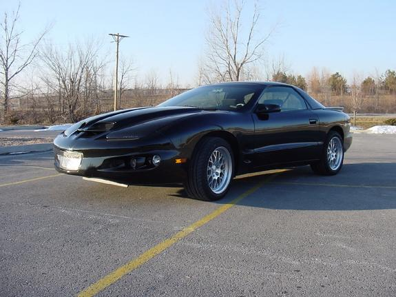 four40's 2000 Pontiac Firebird
