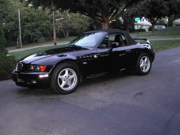Deuce929 1996 Bmw Z3 Specs Photos Modification Info At