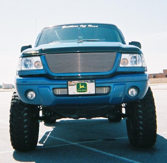 Another 01BlueEdge 2001 Ford Ranger Regular Cab Post