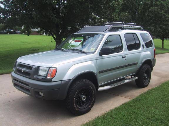 Landon75 2001 Nissan Xterra Specs s Modification