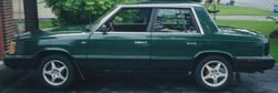 AriesGod 1986 Dodge Aries
