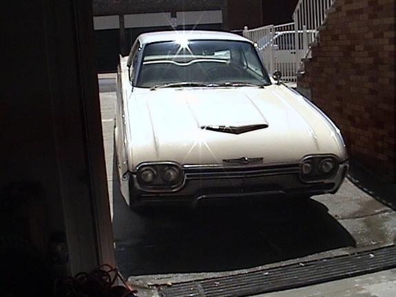Another SMURF_M3 1961 Ford Thunderbird post... - 2952055