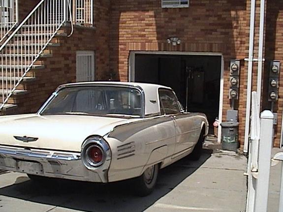 Another SMURF_M3 1961 Ford Thunderbird post... - 2952056