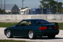 pumpedTSI 1992 BMW 8 Series