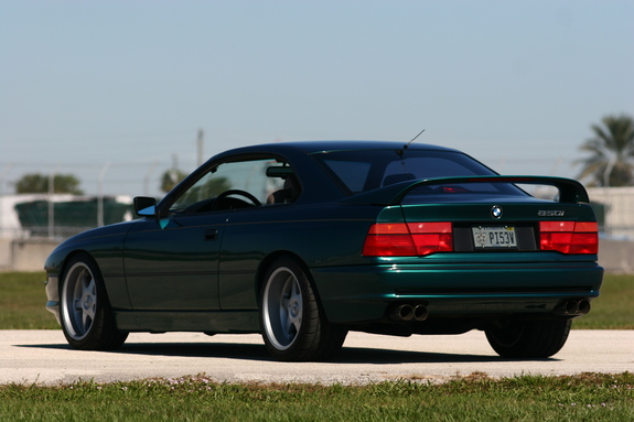 pumpedTSI 1992 BMW 8 Series 2952829