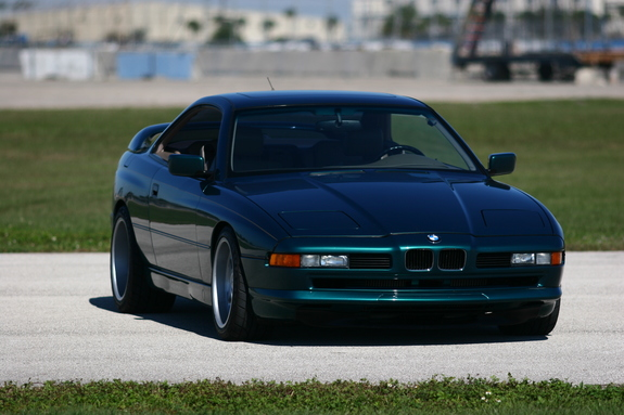 pumpedTSI 1992 BMW 8 Series 2952843