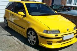 paul_yellow_gt 1996 Fiat Punto
