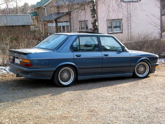 jaghaath 1985 BMW 5 Series 2964142