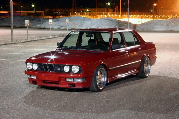 Another jaghaath 1985 BMW 5 Series post... - 2964144