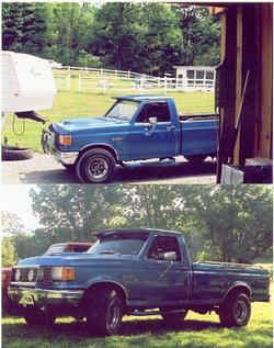 Brad2be 1988 Ford F150 Regular Cab