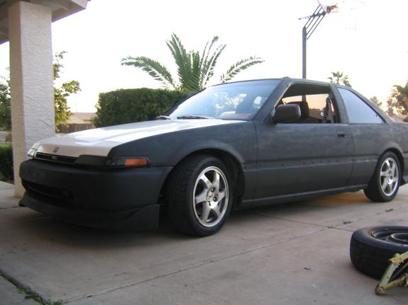 Holla602streets 1989 Honda Accord