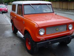 chappalappa 1965 International Scout II