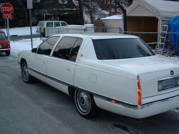 Another 77astre 1995 Cadillac DeVille post... - 2972225