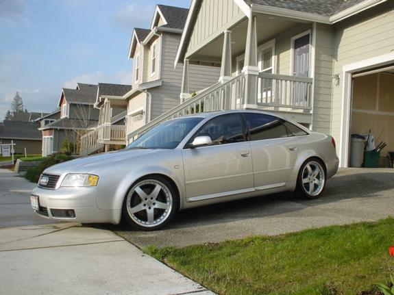 2001 Audi A6 4.2 « The Motoring Enthusiast
