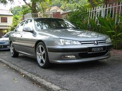 swoon406 1999 Peugeot 406