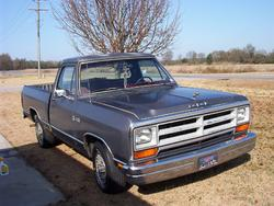 TurnLeft67s 1989 Dodge D150 Club Cab
