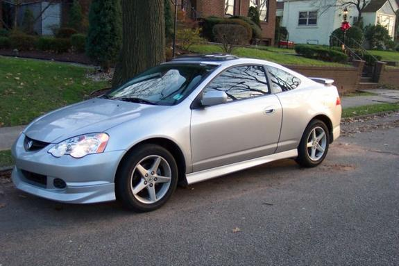 Silverrsx Acura RSX Specs Photos Modification Info At CarDomain - Acura rsx sunroof