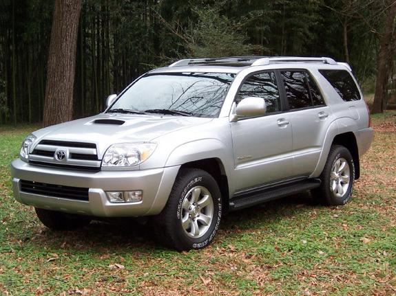 bamaj 2004 toyota 4runner specs photos modification info at cardomain. Black Bedroom Furniture Sets. Home Design Ideas