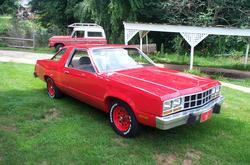 RustyRed 1979 Ford Fairmont