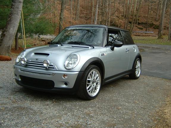 hansum rob 2002 mini cooper specs photos modification info at cardomain. Black Bedroom Furniture Sets. Home Design Ideas