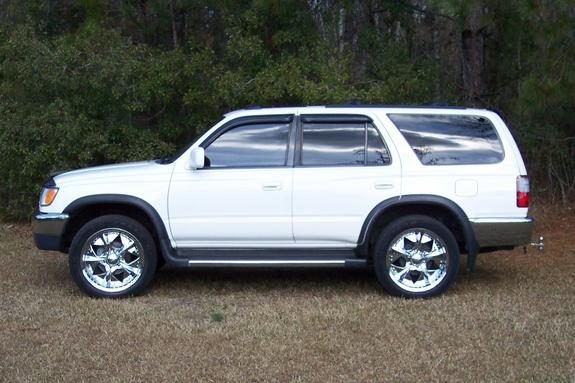 bunnz4runner 1998 toyota 4runner specs photos. Black Bedroom Furniture Sets. Home Design Ideas