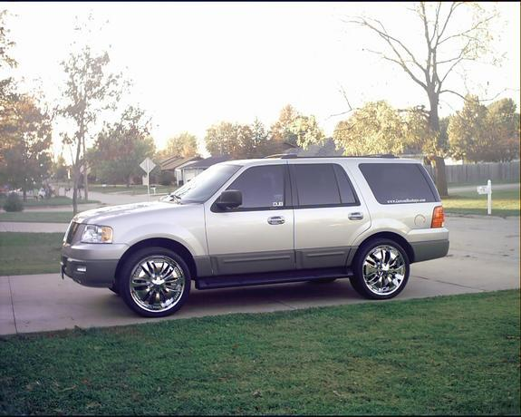 tricked out 2003 ford expedition. Black Bedroom Furniture Sets. Home Design Ideas