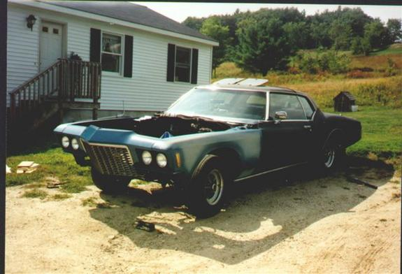 Another rivitup 1972 Buick Riviera post... - 2979062