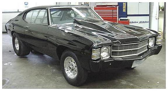 Another blackbeauty72 1971 Chevrolet Chevelle post... - 2980025