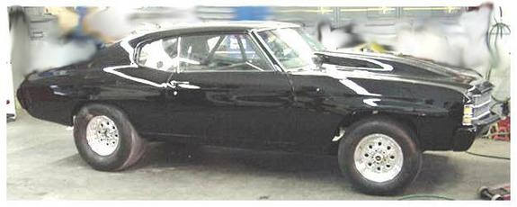 Another blackbeauty72 1971 Chevrolet Chevelle post... - 2980026