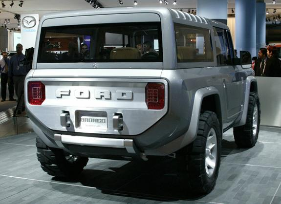 Is There A New Ford Bronco On The Horizon?