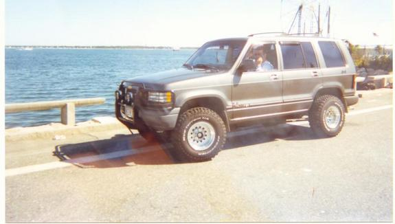 steeltoe44's 1992 Isuzu Trooper