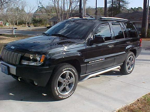 rdunn 2004 jeep grand cherokee specs photos modification info at cardomain. Black Bedroom Furniture Sets. Home Design Ideas